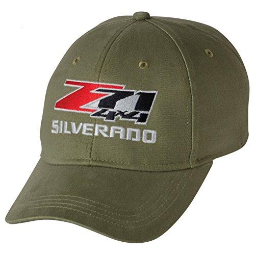 Chevrolet Silverado Z71 4X4 Olive ()