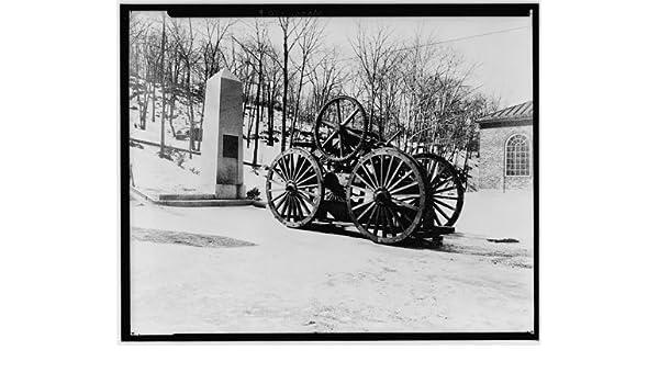 Amazon com: HistoricalFindings Photo: Granite Railway,Pine