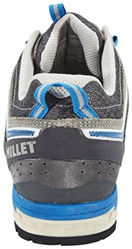 MILLET - Chaussures Femme - LADY ROCKRISE Gris/Bleu