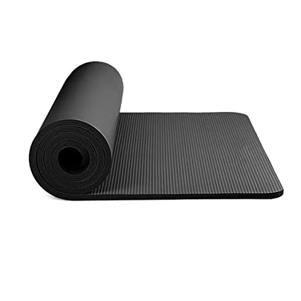 Amazon.com : H.ZHOU Exercise Fitness Yoga Mats Non-Slip Yoga ...