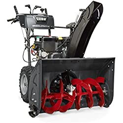 "Briggs & Stratton 30"" Dual-Stage Snow Blower w/Heated Hand Grips, Dual-Trigger Steering, and 306cc Snow Series Engine, Elite 1530 (1696828)"