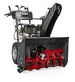 Briggs & Stratton 1530MDS Dual Stage Snowthrower Snow Thrower, 306cc