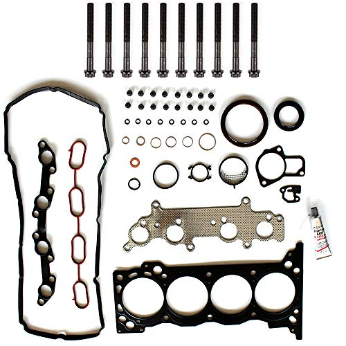Replacement Gaskets Toyota - SCITOO Head Gasket Bolts Set Replacement for Toyota Tacoma Toyota 4Runner 05-15 Head Gaskets Kit Sets