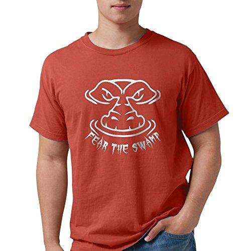 CafePress - Fear The Swamp Gator T-Shirt - Mens Comfort Colors Shirt