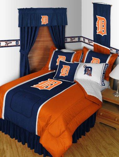 Detroit Tigers Bed (MLB Detroit Tigers MVP Comforter)