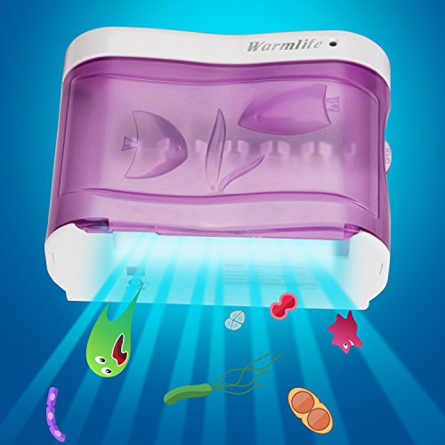 Wall Mounted Uv Lights : Wall Mount Toothbrush Holder UV Light Sanitizer Safe Kill Bacteria FDA Approved eBay