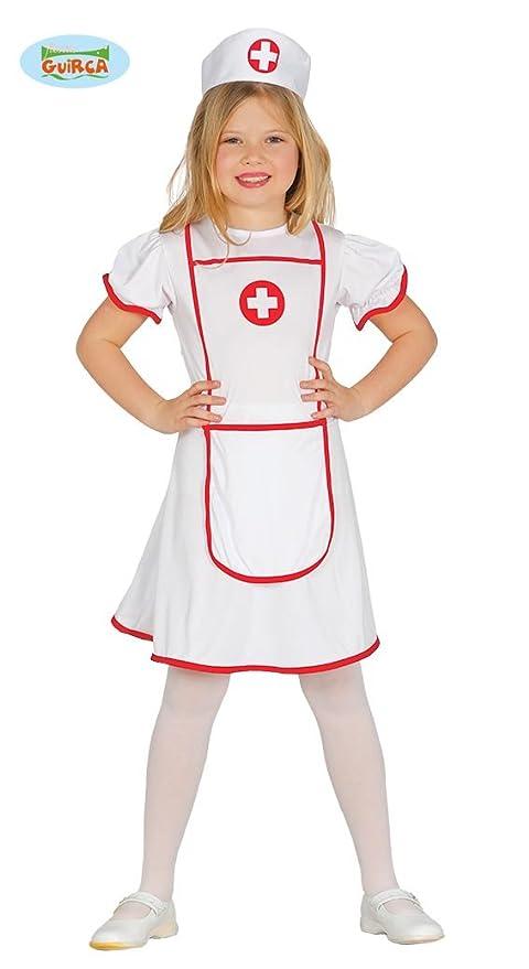 Guirca 85948 - Enfermera Infantil Talla 10-12 Años