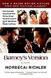 Barney's Version, Mordecai Richler, 0307741095