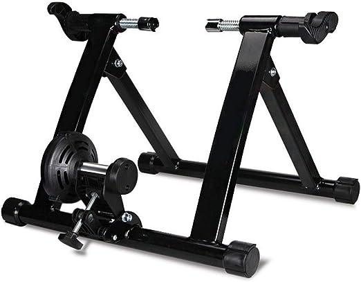 YYDE Bicicleta Trainer Soporte Soporte Rodillo de Bicicletas ...