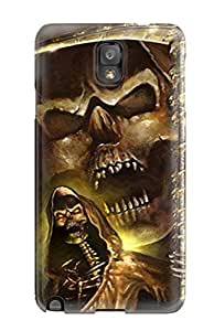 High Quality MichaelTH Grim Reaper Skin Case Cover Specially Designed For Galaxy - Note 3