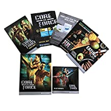 CORE DE FORCE Base Kit 4 DVD workout program - MMA inspired