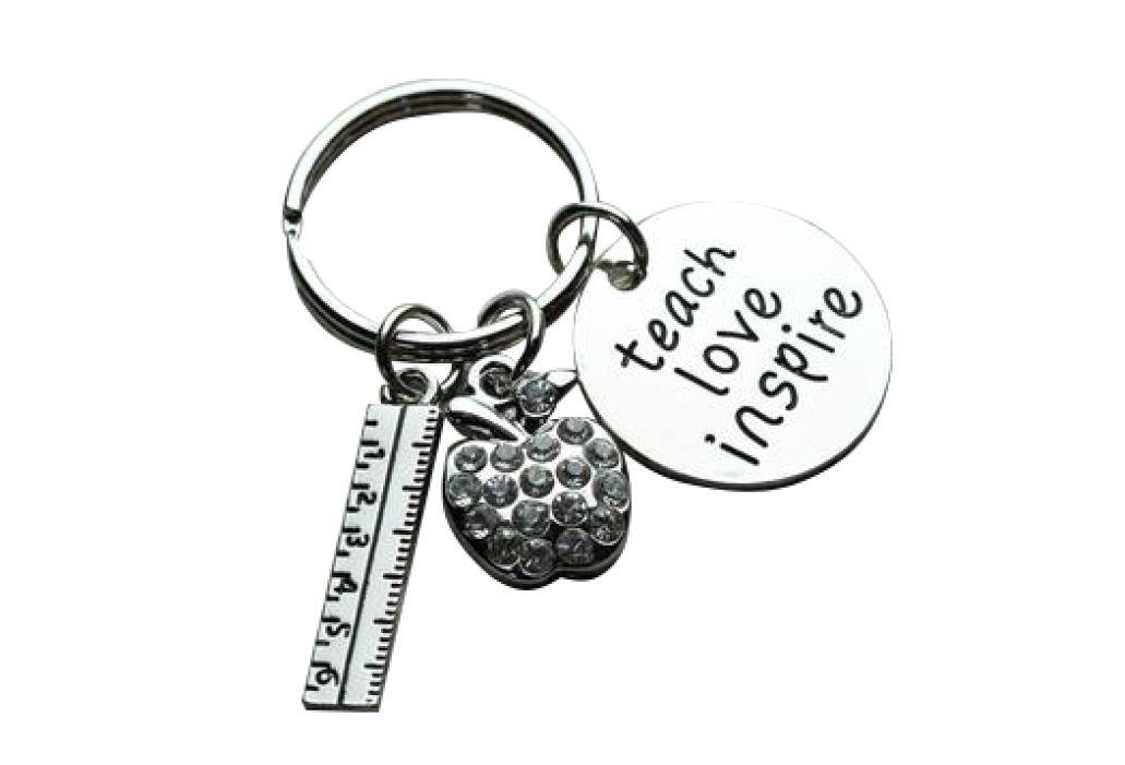Amazon.com  Infinity Collection Teacher Keychain 84de78e9c6