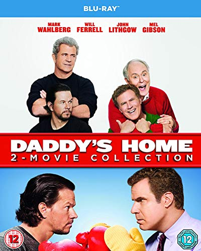 Daddy's Home: 2-Movie Collection [DVD]
