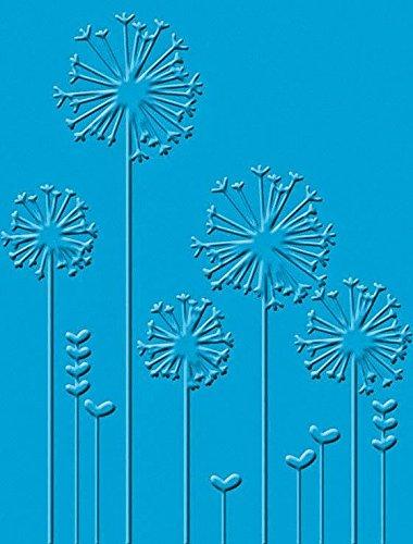 Craft Conc Dandelion Whisper Embossing Folder 18569024