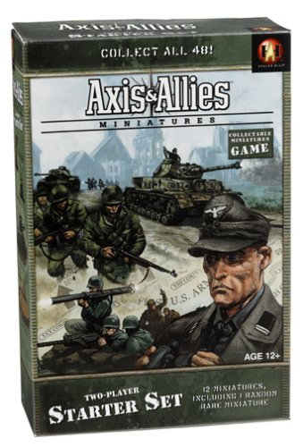 Axis & Allies CMG Starter Game [並行輸入品] B07HLHHWRM
