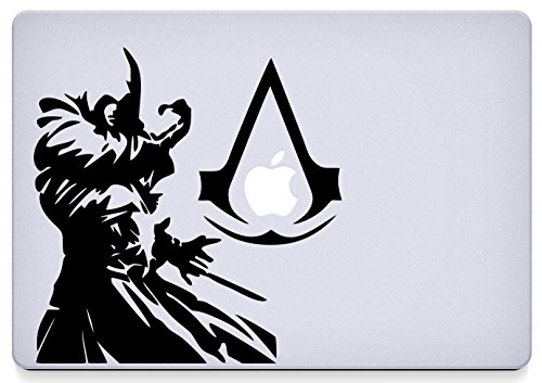 Price comparison product image Assassins - Creed - Macbook - Decal