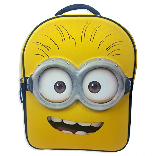 Universal Kids' Little Minions, blue, One size -