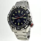 Orient M-Force Automatic Blue Dive Watch with Power Reserve Meter SEL03001D