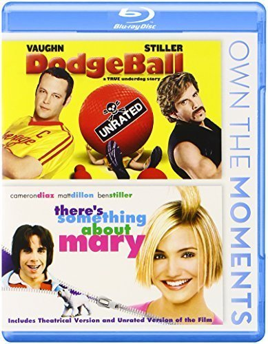 Dodgeball / There's Something About Mary [Blu-ray] by 20th Century Fox