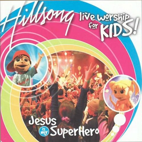 Price comparison product image Jesus Is My Super Hero
