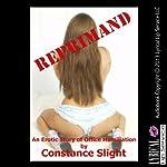 Reprimand: An Erotic Office Humiliation Short | Constance Slight