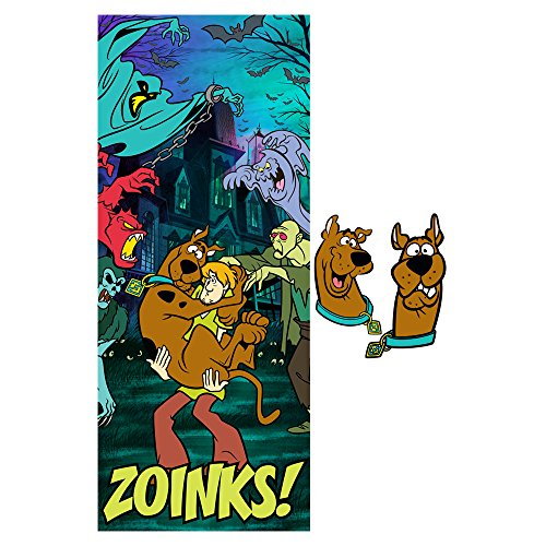 Scooby Doo Monsters Large Door or Wall Decal -