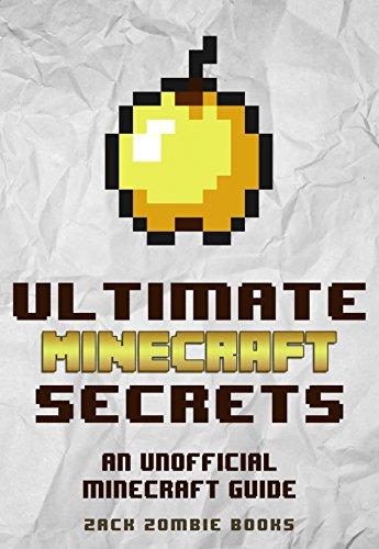 Minecraft Handbook Ultimate Secrets Unofficial ebook product image