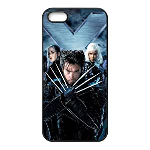 X2 Movie02 iPhone5s Cell Phone Case Black 218y-885099