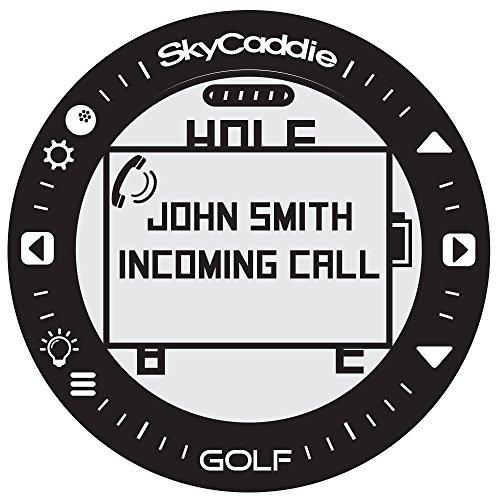 SkyCaddie LINX Watch, White, Small by SkyCaddie (Image #4)
