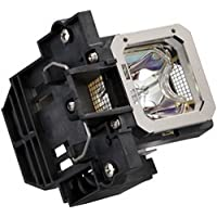 DLA-X3 JVC Projector Lamp Replacement. Projector Lamp Assembly with Genuine Original Philips Bulb Inside.