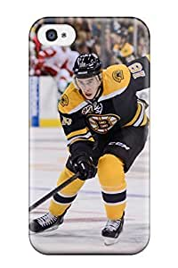 Apple Iphone 4/4S Case Cover 8214807K343465528 boston bruins (41) NHL Sports & Colleges fashionable For Apple Iphone 4/4S Case Cover