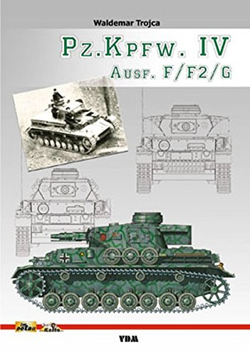 Im Detail / Pz.Kpfw.IV: Ausf. F / F2 / G