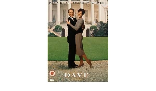 Dave [Reino Unido] [DVD]: Amazon.es: Kevin Kline, Sigourney ...