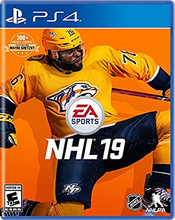 NHL 19 Standard Edition  - PS4 [Digital Code]