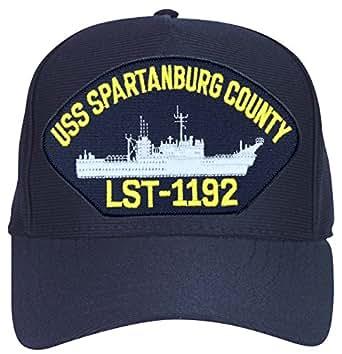 USS Spartanburg County LST-1192
