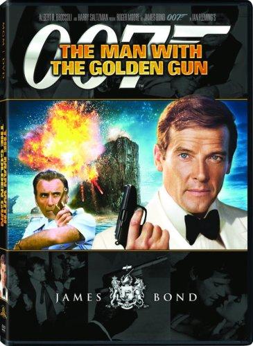 The Man With The Golden Gun (Golden Gun)