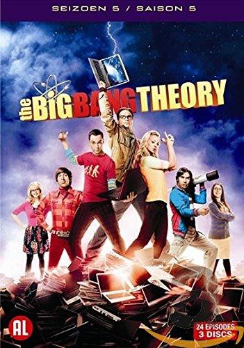 Price comparison product image The Big Bang Theory - Saison 5