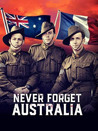 Never Forget Australia on Amazon Prime Video UK