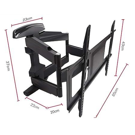 Supporti Porta Tv Lcd.Sensen Porta Tv Lcd Invisibile Con Supporto Girevole Movimento