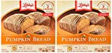 Libby's Pumpkin Bread Kit with Icing, 56.1 Ounce (Pack of 2)