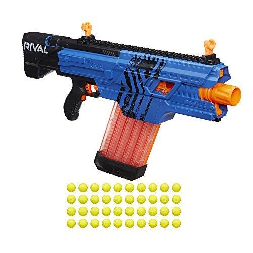 Nerf Rival Khaos MXVI-4000 Blaster (Blue) [並行輸入品] B07HLMLV3P