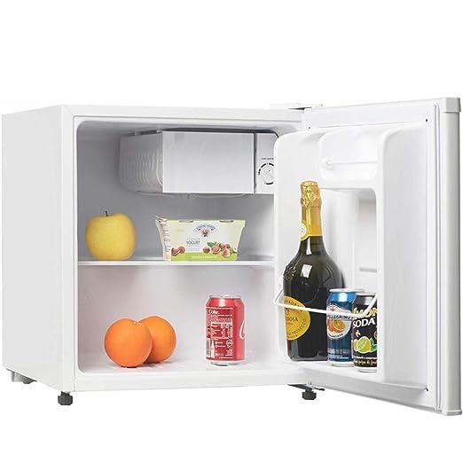 YNWJ Nevera Electrica Pequeña, Mini Refrigerador 220-240V (50L ...