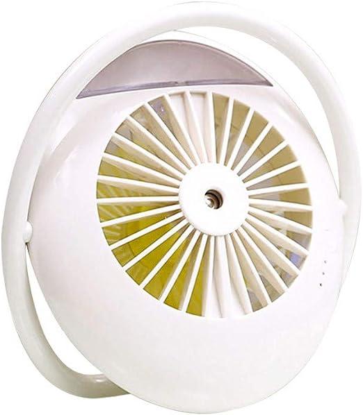 FBGood Ventilador de Escritorio – Ventilador de refrigeración por ...
