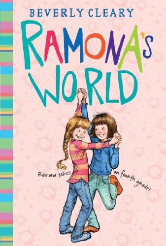 Ramonas world ramona quimby book 8 kindle edition by beverly ramonas world ramona quimby book 8 by cleary beverly fandeluxe Gallery