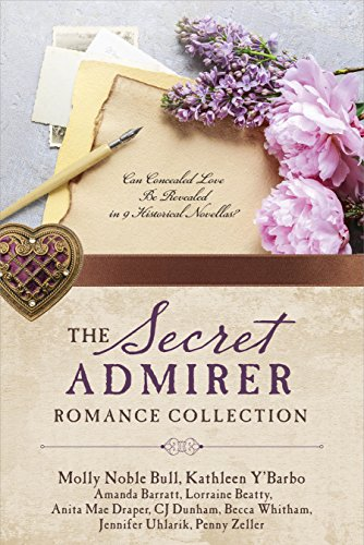 Draper Skirts - The Secret Admirer Romance Collection: Can Concealed Love Be Revealed in 9 Historical Novellas?