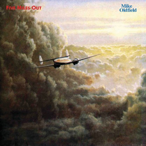 Mike Oldfield - Five Miles Out (2cd/1 Dvd) - Zortam Music