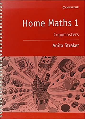 Book Home Maths Pupil's book 1: photocopiable masters: Copymasters Vol 1