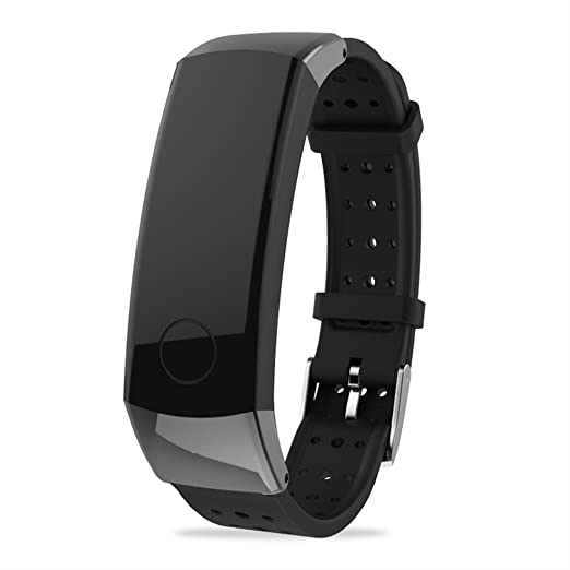 Amazon.com: Kiorc Fashion Sports Silicone Bracelet Strap ...