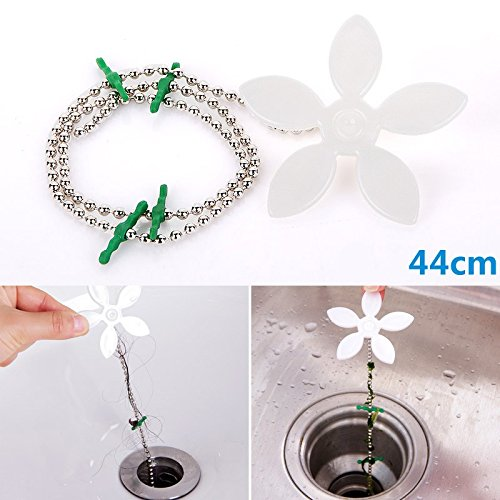 [JD Million shop 1 pcs Chain scalable sewer cleaner cleaning hook pipeline dredge sink toilet to clear attempts to prevent ZH860] (Heinz Dog Costume)