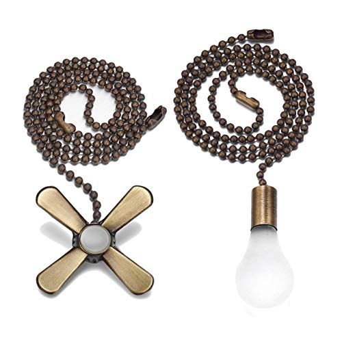 Top Ceiling Fan Pull Chain Ornaments